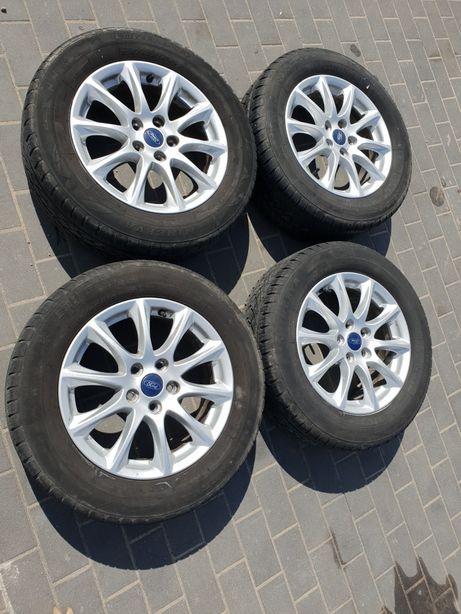 Alufelgi z Oponami Ford Mondeo MK5
