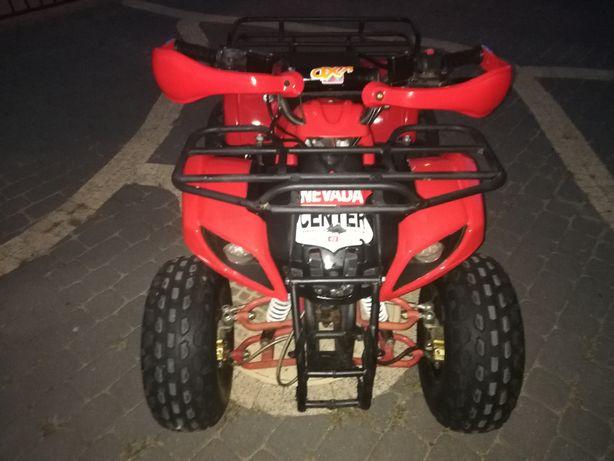 motorek quad