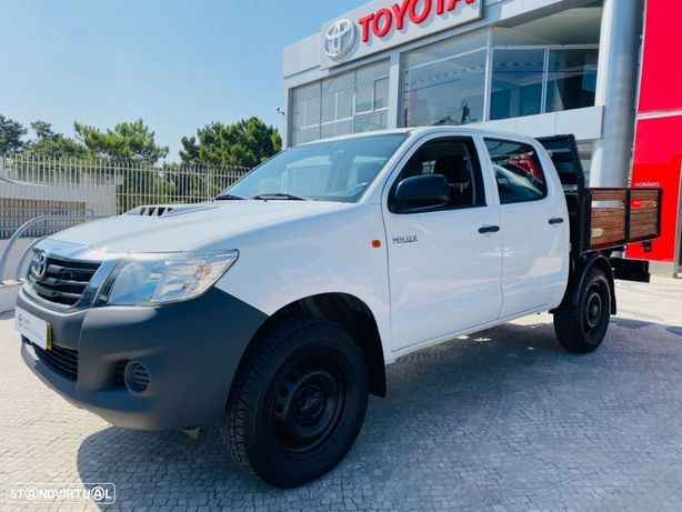 Toyota Hilux 4X4 CD 2.5