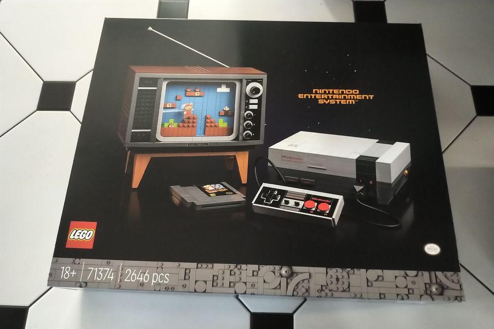 Klocki Lego Nintendo 71374 Woźniki - image 1