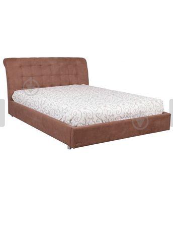 Продам отличную двуспальную кровать с ортопедическим матрасом