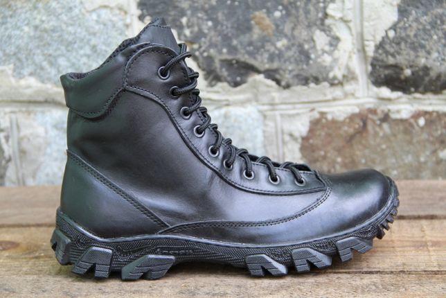 Ботинки тактические, кожаные напрямую от производителя, цена розничная
