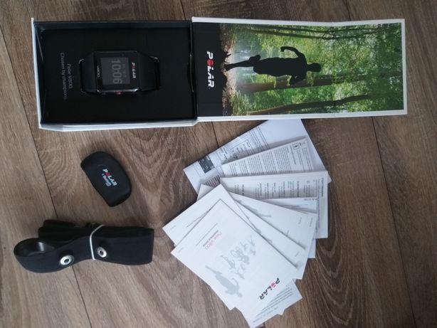 Zegarek sportowy Polar V800 + H7 (oryginalne pudełko)