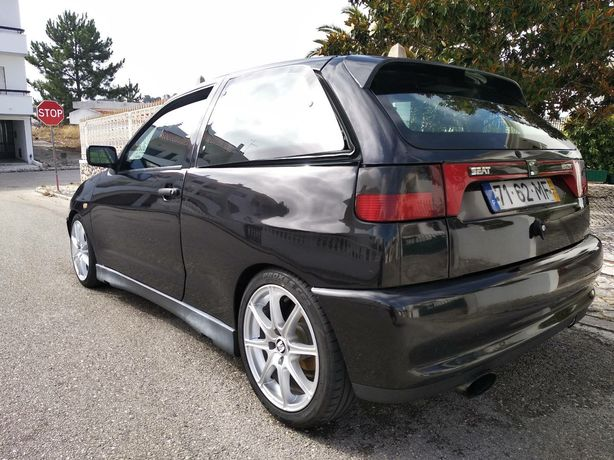 Vendo Seat Ibiza 6k gttdi