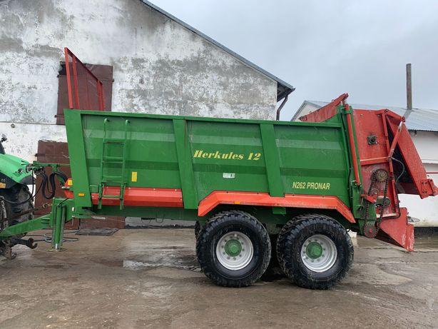 Rozrzutnik Pronar Herkules N262 12 ton