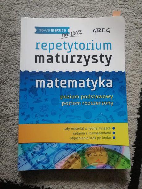 Repetytorium maturzysty matematyka i geografia