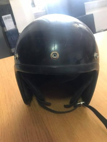 Stary kask motocyklowy enduro Nolan N JET 1