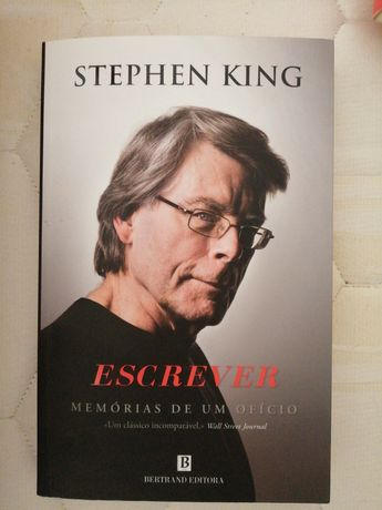 Escrever de Stephen king