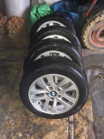 Koła aluminiowe BMW 5x120x72,5 Michelin Primacy 3 205/55 R16
