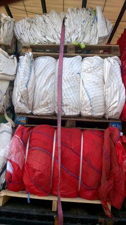 Duże ilości Worków big bag Worki Wentylowane 97/97/200 cm