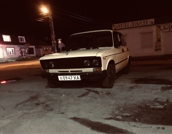 ВАЗ 2106 Газ/Бензин 1.6