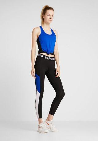 Nowe wygodne spodnie fitnes ,sport,biegi BJORN BORG 36