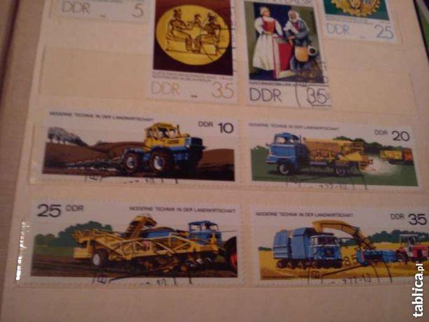 znaczki pocztowe z całego świata