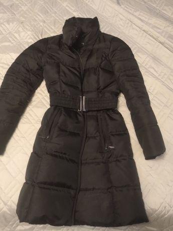 Zara płaszczyk kurtka zimowa