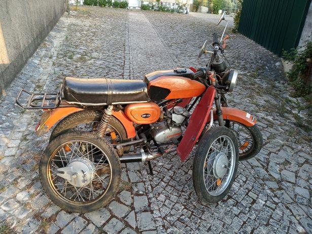 Motorizada Zundapp