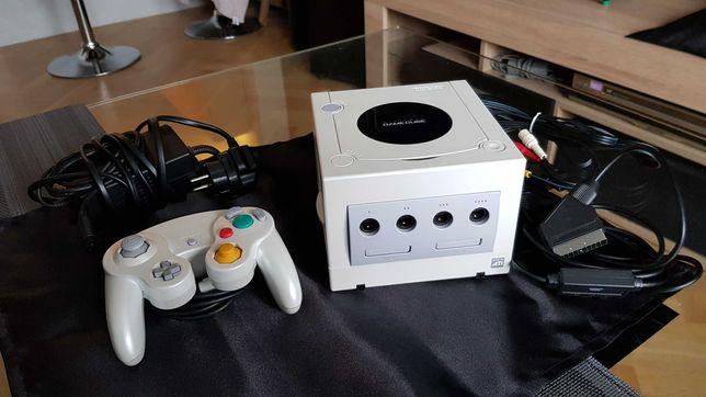 Nintendo Gamecube Pearl White