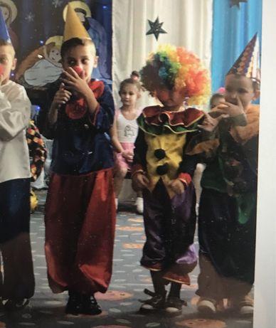Новорічний костюм Клоуна