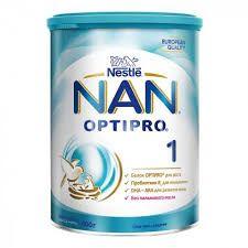 Суміш Nestle NAN 1 з народження 400 г