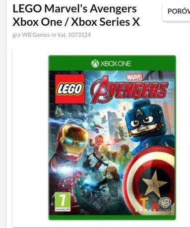 Gra Lego Avengers na Xbox One