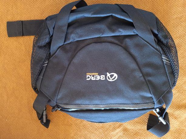 Vendo mochila Berg de cintura 5L