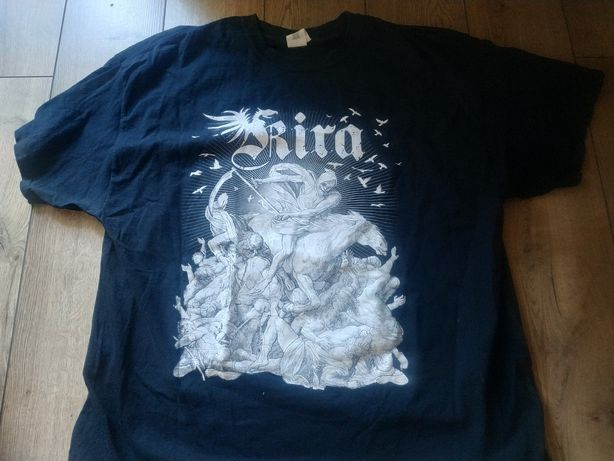 Koszulki muzyczne metal
