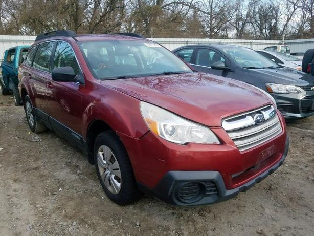 Разборка, шрот, двери, ляда, двигатель, вариатор Subaru Outback B14