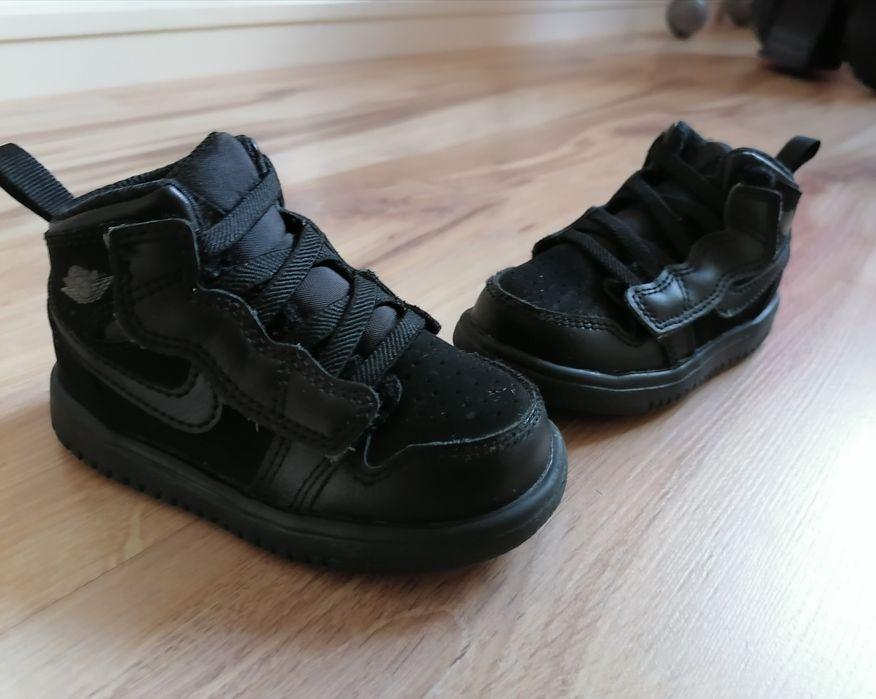 Adidasy Nike Jordan r 22 wysokie do kostki Jastrzębie-Zdrój - image 1