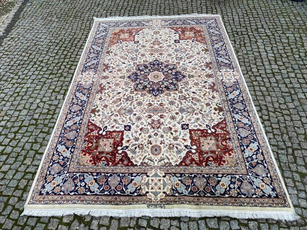 Kaszmir dywan perski Ishapah 285x180 sklep 25 tys