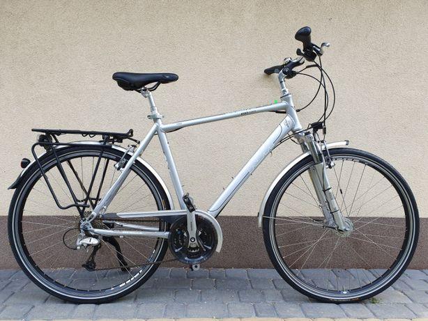 Rower trekkingowy KTM Avento Power Shimano Deore rama 56 cm