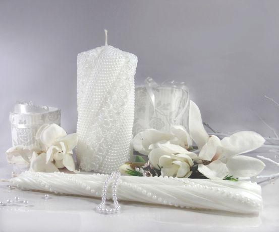 свечи свадебные,семейный очаг,свадебная церемония