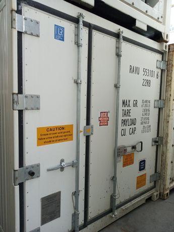 Chłodnia mroźnia kontener chłodniczy 20'RF nowy