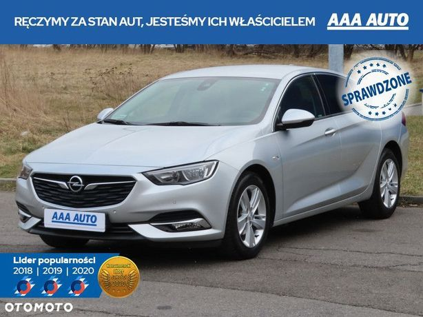 Opel Insignia 1.5 Turbo, Salon Polska, Serwis ASO, Klimatronic, Tempomat,