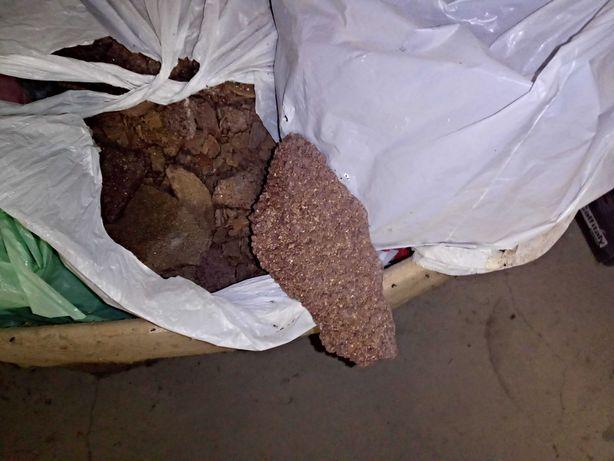 sarro retirado dos depositos de vinho - 40kg