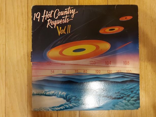 Składanka, 19 Hot Country Request, Vol. II, USA, 1985, Igła