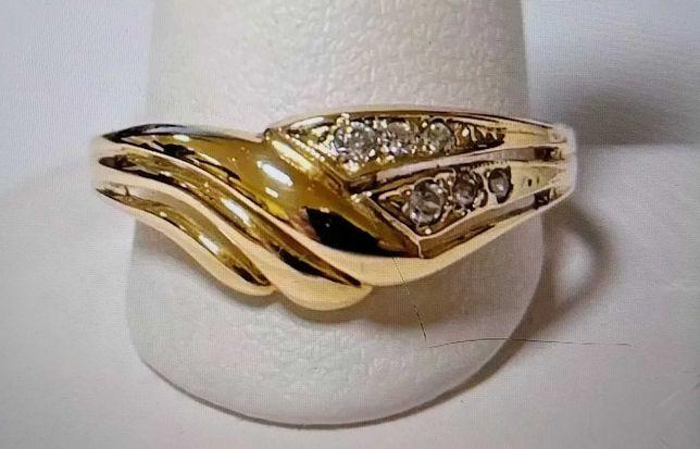 Złoty pierścionek pr.583, 2,42 g, rozmiar 25