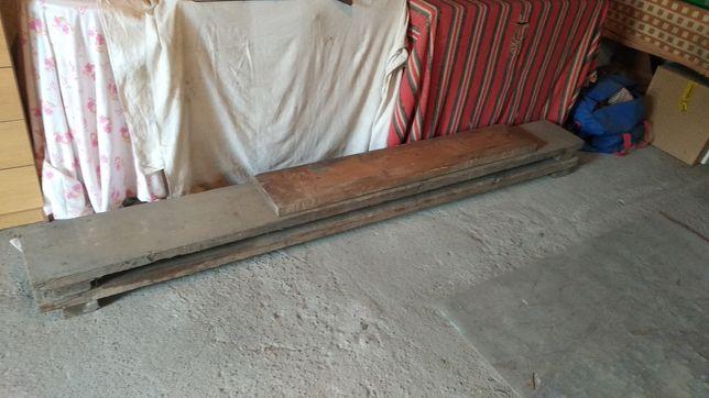 Deski ze starej  stodoły