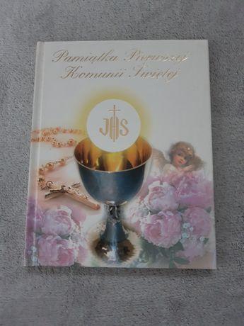 Pamiątka Pierwszek Komunii Świętej