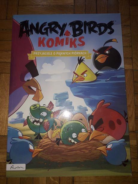 Komiks Angry Birds