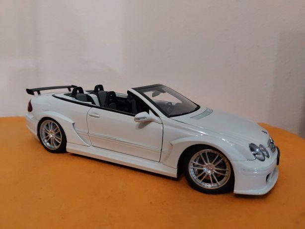 1:18 Miniatura Mercedes CLK DTM cabrio Kyosho