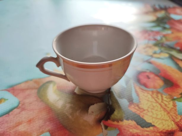 Чашки кофейные и обычные