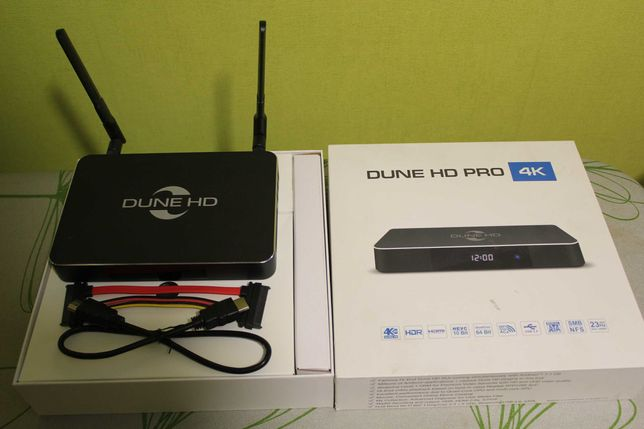 Dune HD Pro 4k Медиаплеер