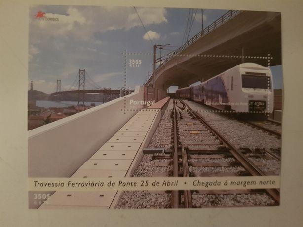 Blocos Selos Travessia Ferroviária Ponte 25 de Abril