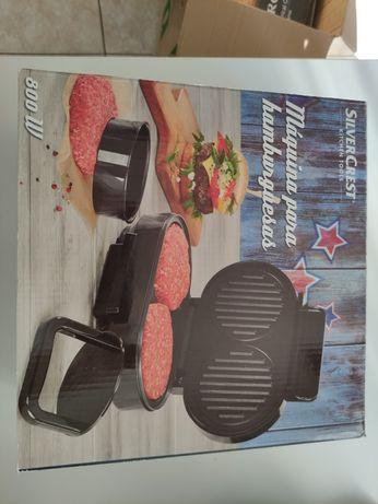 Máquina hambúrguer