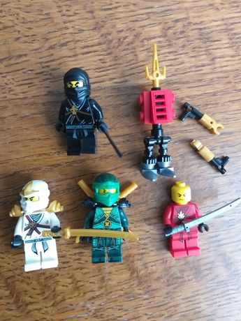 Lego ninjago ludziki