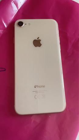 Iphone 8 rosé gold
