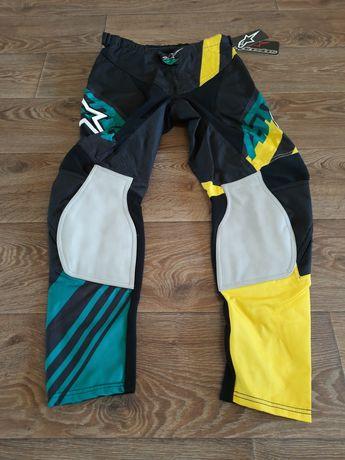 Вело мото штаны мотокросс экип эндуро мотоштаны мото форма кроссовая