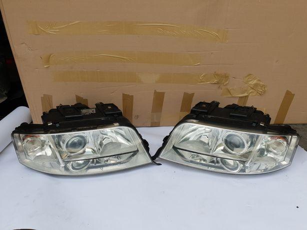 Audi A6 C5 Lampy Bi xenon Lift IDEALNE KOMPLET