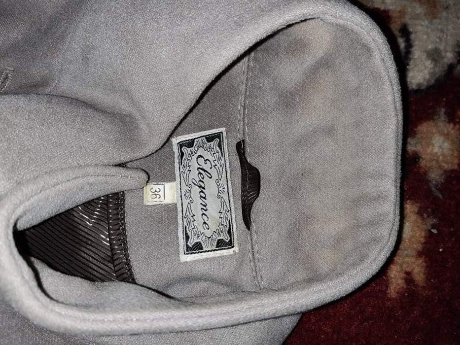 Короткое пальто ,36размера Нежин - изображение 1