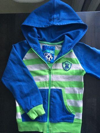 дитяча літня курточка-олімпійка на хлопчика 5-6 років