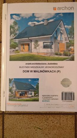 Projekt domu Dom w malinówkach P